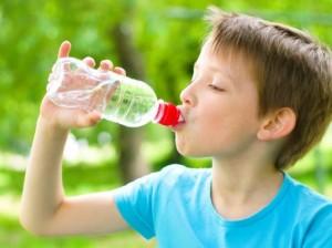Kiek reikia gerti vandens?